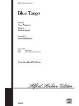 Blue Tango - Choral