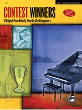 Contest Winners, Book 1: 14 Original Piano Solos by Favorite Alfred Composers - Piano