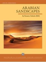 Arabian Sandscapes - Concert Band
