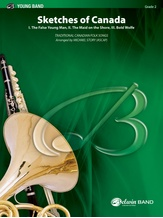 Sketches of Canada - Concert Band