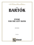Bartók: Etude for the Left Hand - Piano