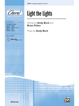 Light the Lights - Choral