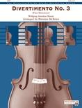 Divertimento No. 3 (1st Movement) - String Orchestra