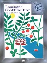 Louisiana Good-Time Dance - Piano