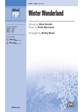 Winter Wonderland - Choral