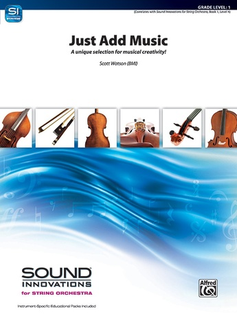 Just Add Music - String Orchestra