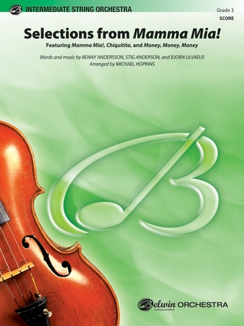 Mamma Mia!, Selections from - String Orchestra