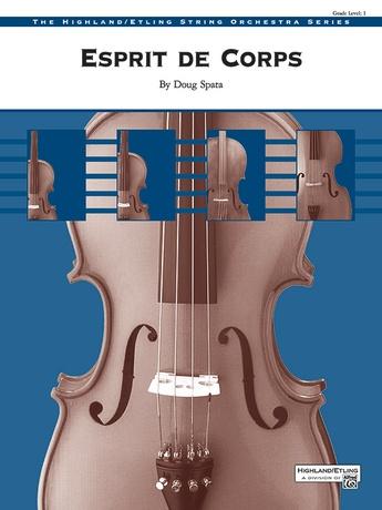 Esprit de Corps - String Orchestra