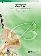 One Foot - Concert Band