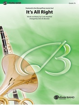 It's All Right - Concert Band