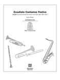 Exsultate Cantamos Festivo - Choral Pax