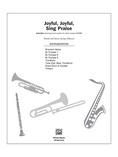 Joyful, Joyful, Sing Praise - Choral Pax