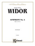 Widor: Symphony No. 4 in F Minor, Op. 13 - Organ