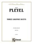Pleyel: Three Grande Duets, Op. 69 - String Ensemble