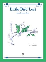 Little Bird Lost - Piano