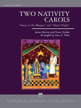 Two Nativity Carols - Concert Band