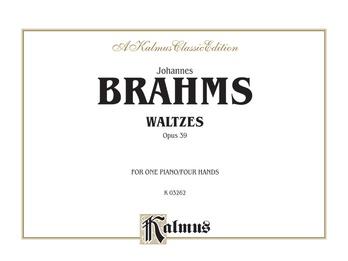 Brahms: Waltzes, Op. 39 - Piano Duets & Four Hands