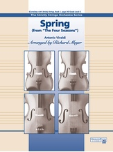 Spring from the Four Seasons - String Orchestra