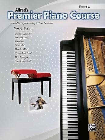 Premier Piano Course, Duet 6 - Piano Duets & Four Hands