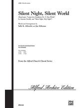 Silent Night, Silent World - Choral