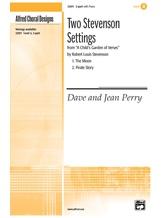 Two Stevenson Settings - Choral