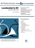 Londonderry Air (featuring the Clarinet section) - Concert Band