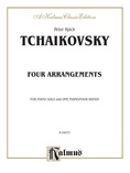Tchaikovsky: Arrangements from Dargomyzhsky, won Weber, Rubinstein - Piano Duets & Four Hands