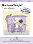 Hoedown Tonight! - Piano Trio (1 Piano, 6 Hands) - Piano