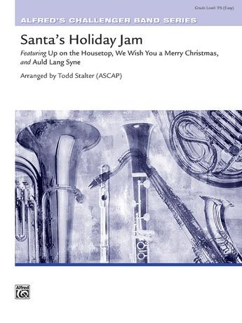 Santa's Holiday Jam - Concert Band