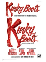 Take What You Got (from Kinky Boots) - Piano/Vocal/Chords