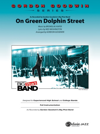 On Green Dolphin Street: Solo Trumpet: Bronislau Kaper