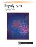 Rhapsody Festivo - Piano