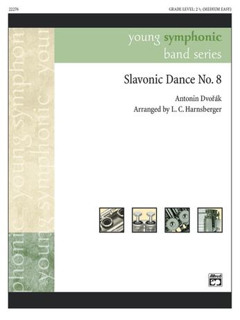 Slavonic Dance No. 8 - Concert Band