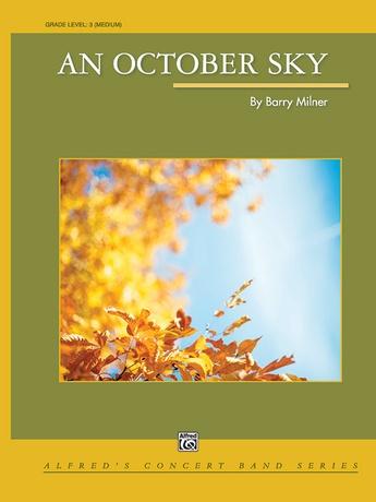 An October Sky - Concert Band