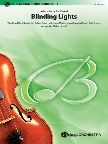 Blinding Lights - String Orchestra
