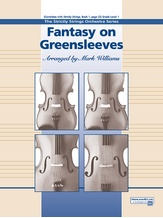 Fantasy on Greensleeves - String Orchestra