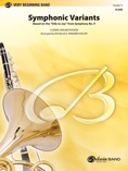 """Symphonic Variants (Based on """"Ode to Joy"""" from Symphony No. 9) - Concert Band"""