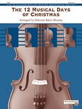 The 12 Musical Days of Christmas - String Orchestra