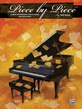 Piece by Piece, Book 1: 8 Early Intermediate Color Pieces for Solo Piano - Piano