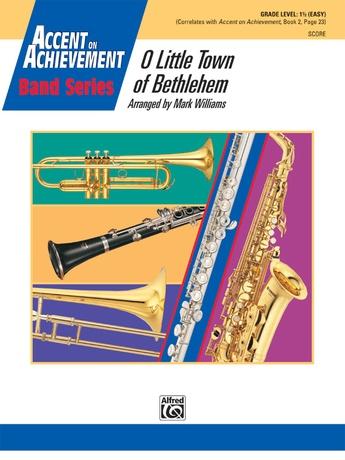 O Little Town of Bethlehem - Concert Band