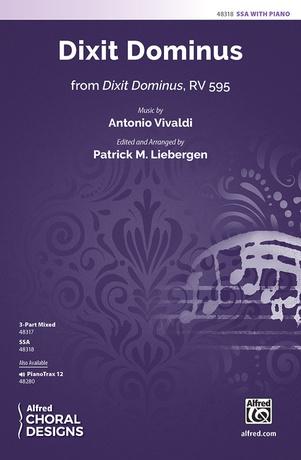 Dixit Dominus - Choral