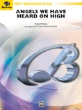 Angels We Have Heard on High - Concert Band