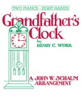 Grandfather's Clock - Piano Quartet (2 Pianos, 8 Hands) - Piano