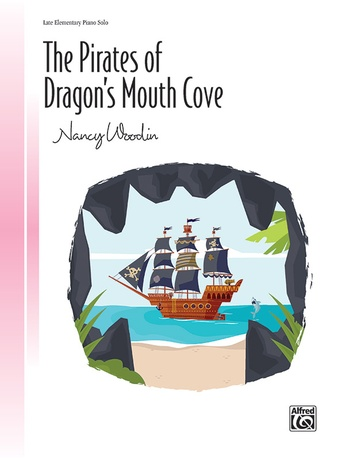 The Pirates of Dragon's Mouth Cove - Piano