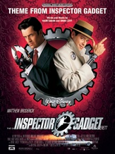 Inspector Gadget Theme - Piano/Vocal/Chords